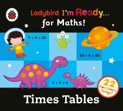Ladybird Times Tables Audio Collection: I'm Ready for Maths - Isabel Adomakoh-Young