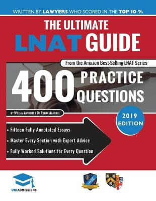 The Ultimate LNAT Guide: 400 Practice Questions - William Anthony