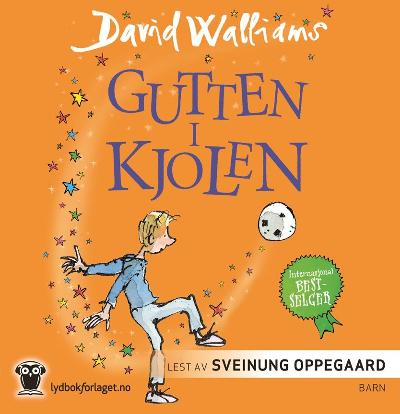 Gutten i kjolen - David Walliams