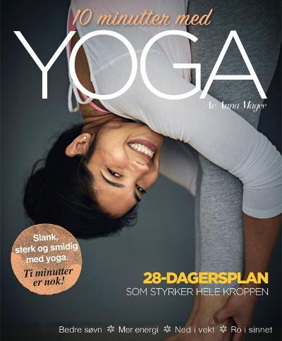 10 minutter med yoga - Anna Magee