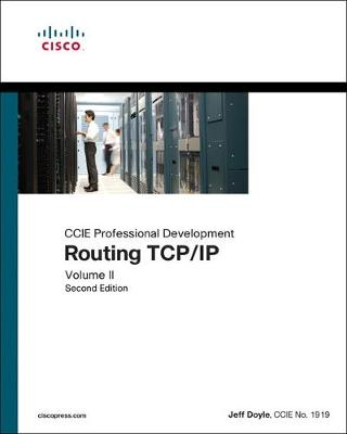 Routing TCP/IP, Volume II - Jeff Doyle