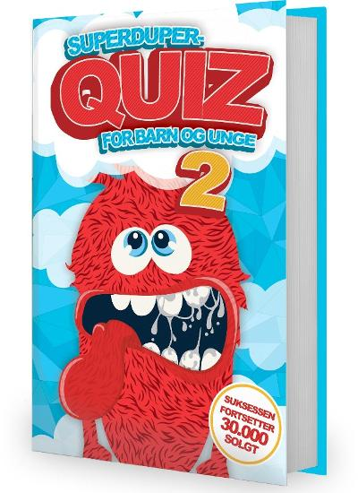 Superduperquiz for barn og unge 2 -