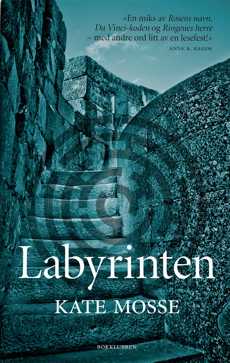 Labyrinten - Mosse Kate