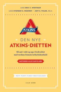 Den nye Atkins-dietten PDF ePub
