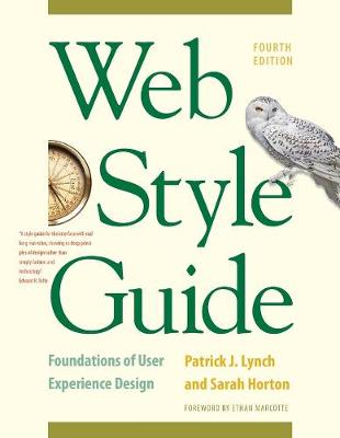 Web Style Guide, 4th Edition - Patrick J. Lynch