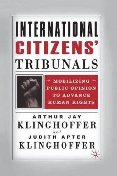 International Citizens' Tribunals - A. Klinghoffer