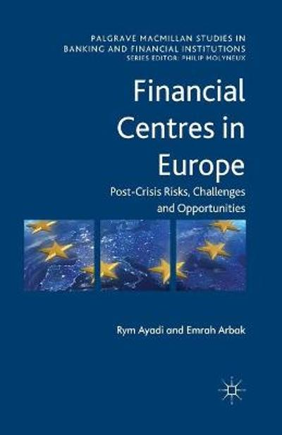 Financial Centres in Europe - R. Ayadi