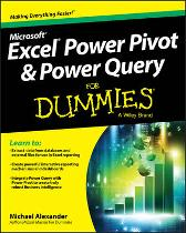 Excel Power Pivot & Power Query For Dummies - Michael Alexander