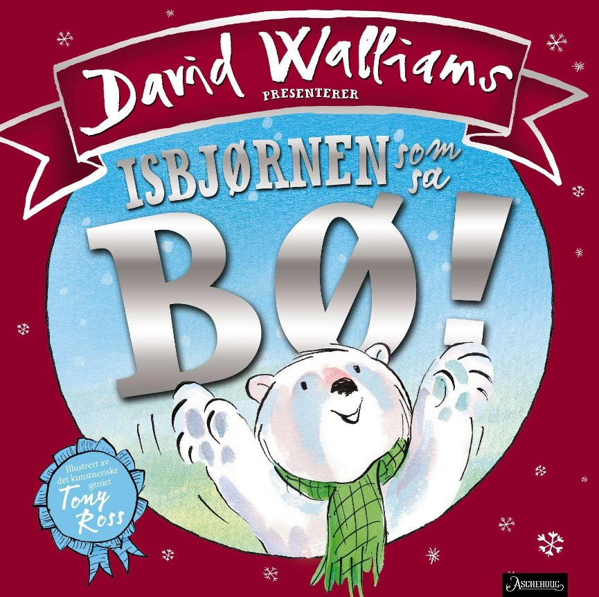 Isbjørnen som sa bø! - David Walliams