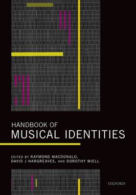 Handbook of Musical Identities - Raymond MacDonald