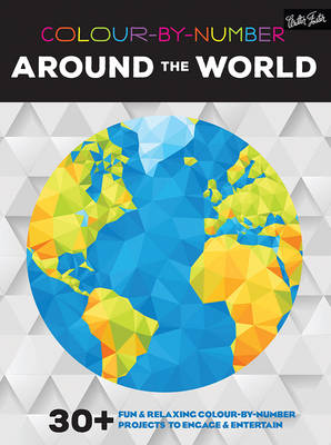 Colour-By-Number: Around the World -