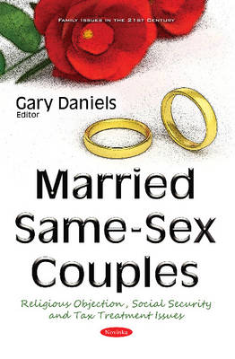 Married Same-Sex Couples - Gary Daniels