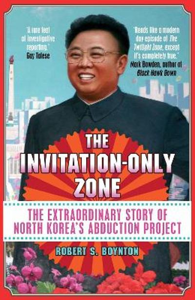 The Invitation-Only Zone - Robert S. Boynton