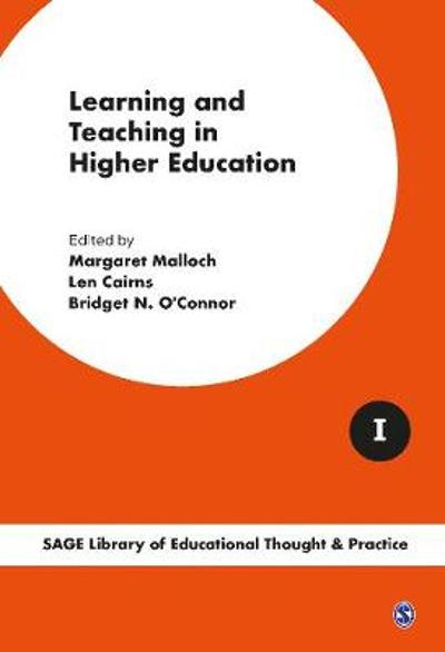 Learning and Teaching in Higher Education - Margaret Malloch