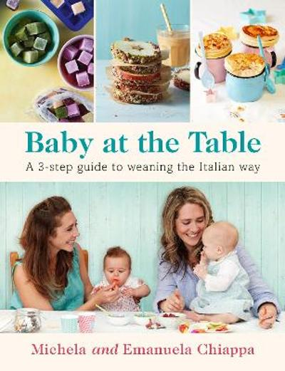 Baby at the Table - Michela Chiappa