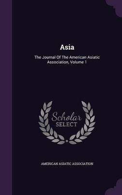 Asia - American Asiatic Association
