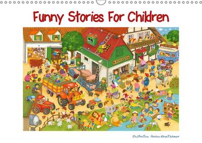 Funny Stories for Children 2017 - Marion Kraetschmer