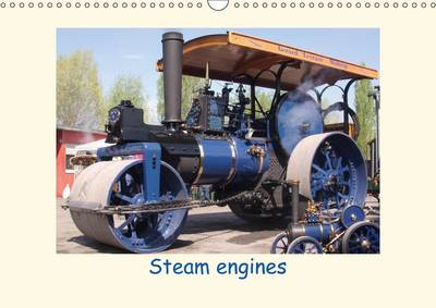 Steam Engines 2017 - Uwe Bernds