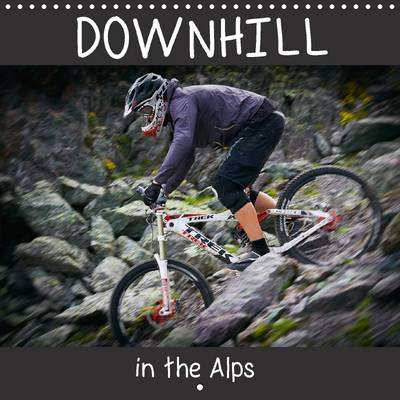 Downhill in the Alps 2017 - Dirk Meutzner
