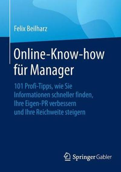 Online-Know-How Fur Manager - Felix Beilharz