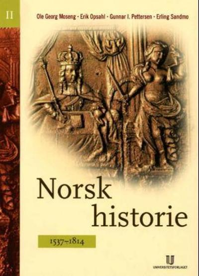 Norsk historie II - Ole Georg Moseng