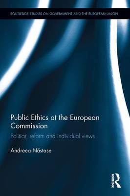 Public Ethics at the European Commission - Andreea Nastase