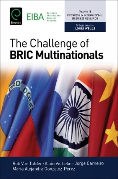 The Challenge of BRIC Multinationals - Rob van Tulder