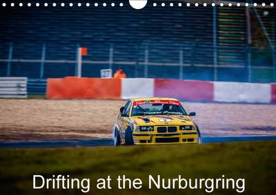 Drifting at the Nurburgring 2017 - Patrick Visser
