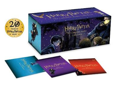 Harry Potter The Complete Audio Collection - J. K. Rowling