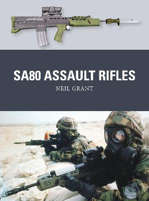 SA80 Assault Rifles - Neil Grant