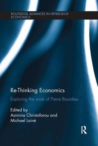 Re-Thinking Economics - Asimina Christoforou