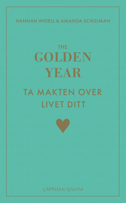 The golden year - Hannah Widell