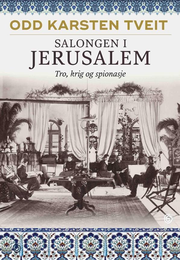 Salongen i Jerusalem PDF ePub
