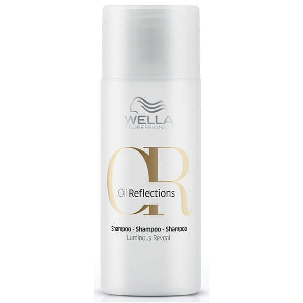 Oil Reflections Shampoo Travel Size - Wella Professionals