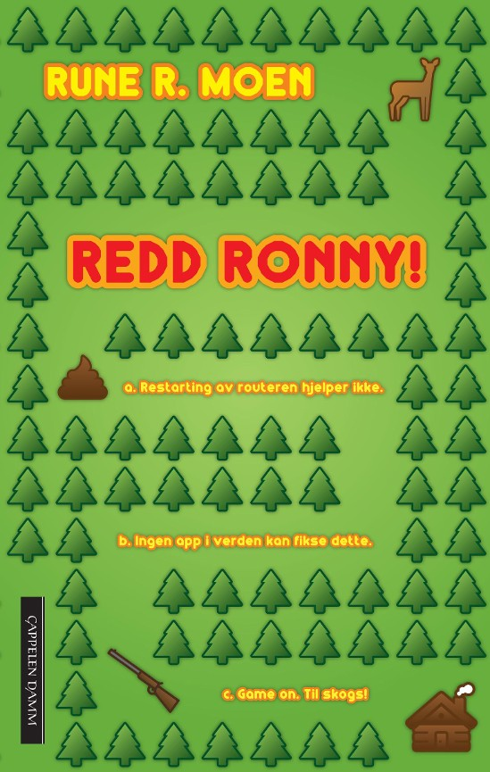 Redd Ronny! PDF ePub