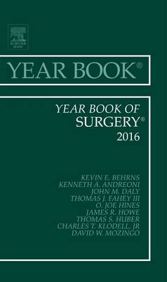 Year Book of Surgery 2016 - Kevin E. Behrns