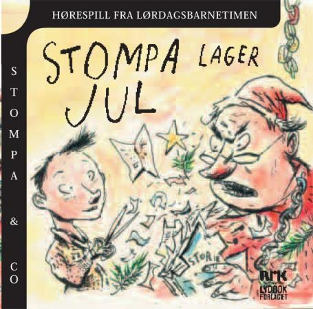 Stompa lager jul - Anthony Buckeridge