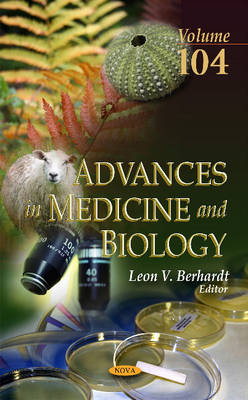 Advances in Medicine & Biology - Leon V. Berhardt