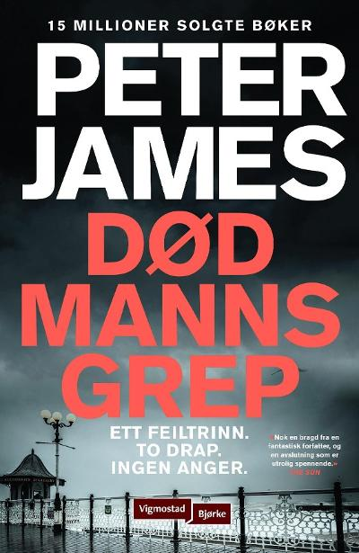 Død manns grep - Peter James