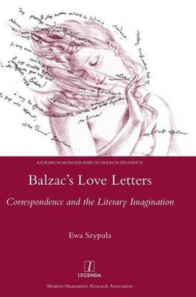 Correspondence and the Literary Imagination - Ewa Szypula