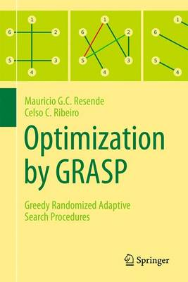 Optimization by GRASP - Mauricio G. C. Resende