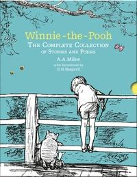Winnie-the-Pooh: The Complete Collection of Stories and Poems - A. A. Milne