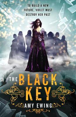 The Lone City 3: The Black Key - Amy Ewing