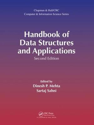 Handbook of Data Structures and Applications, Second Edition - Dinesh P. Mehta