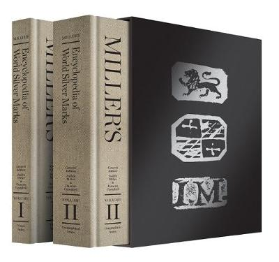 Miller's Encyclopedia of World Silver Marks - Judith Miller