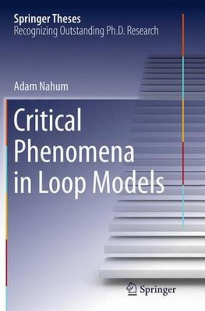 Critical Phenomena in Loop Models - Adam Nahum