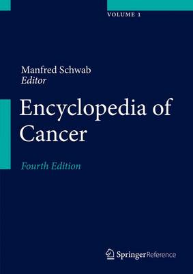 Encyclopedia of Cancer - Manfred Schwab