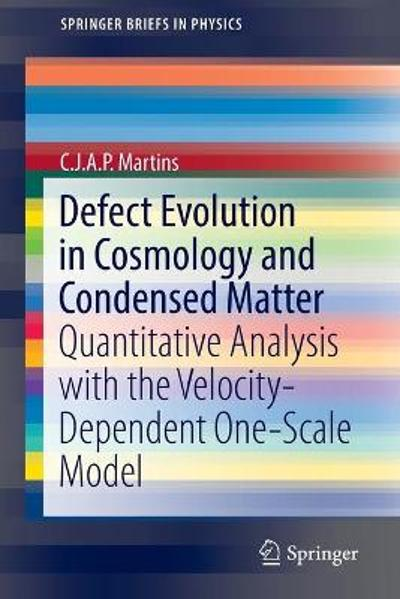 Defect Evolution in Cosmology and Condensed Matter - C.J.A.P. Martins