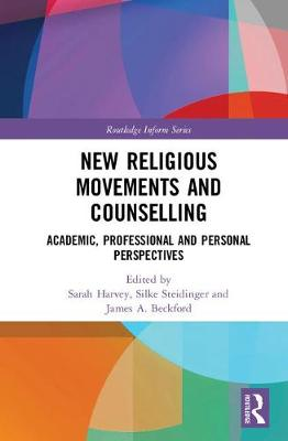 New Religious Movements and Counselling - Professor James A. Beckford