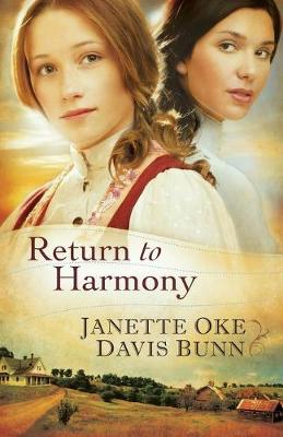 Return to Harmony - Janette Oke